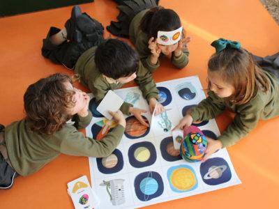 Colegio Mas Camarena Infantil Robótica
