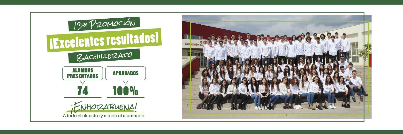 Colegio Mas Camarena - Selectivo curso 2018-19
